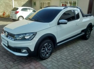 VOLKSWAGEN SAVEIRO 2017 1.6 CROSS CD 16V FLEX 2P MANUAL - Carango 70417