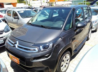 CITROËN AIRCROSS 2018 1.6 VTI 120 FLEX START MANUAL - Carango 71770