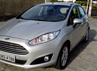 FORD FIESTA 2014 1.6 SE HATCH 16V FLEX 4P MANUAL - Carango 72050