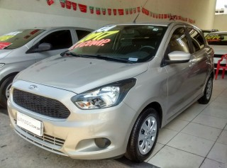 FORD KA 2017 1.0 SE 12V FLEX 4P MANUAL - Carango 71722