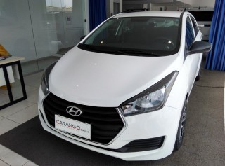 HYUNDAI HB20 2017 1.0 COMFORT PLUS 12V FLEX 4P MANUAL - Carango 71572