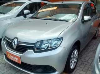 RENAULT LOGAN 2018 1.6 EXPRESSION 8V HI-FLEX 4P MANUAL - Carango 72043