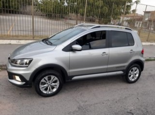 VOLKSWAGEN CROSSFOX 2017 1.6 MSI FLEX 16V 4P MANUAL - Carango 71832