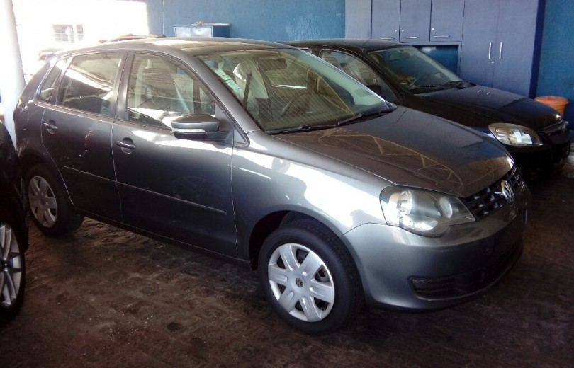 VOLKSWAGEN POLO 2012 1.6 MI 8V TOTAL FLEX 4P MANUAL - Carango 47121 - Foto 1