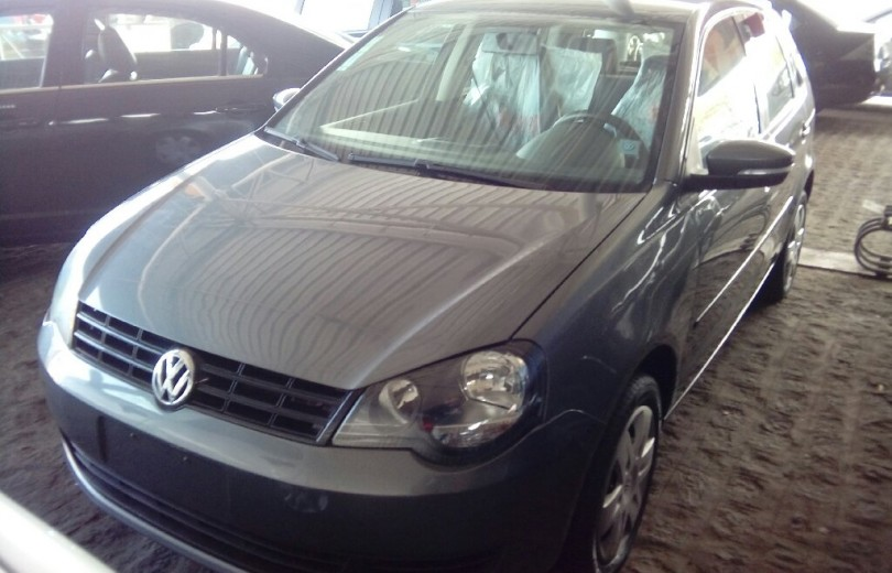 VOLKSWAGEN POLO 2012 1.6 MI 8V TOTAL FLEX 4P MANUAL - Carango 47121 - Foto 2