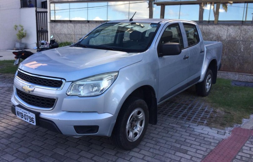 CHEVROLET S10 2013 2.4 MPFI LS 4X2 CD 8V FLEX 4P MANUAL - Carango 64497 - Foto 1