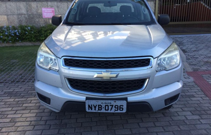 CHEVROLET S10 2013 2.4 MPFI LS 4X2 CD 8V FLEX 4P MANUAL - Carango 64497 - Foto 2
