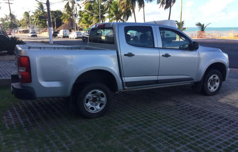 CHEVROLET S10 2013 2.4 MPFI LS 4X2 CD 8V FLEX 4P MANUAL - Carango 64497 - Foto 3