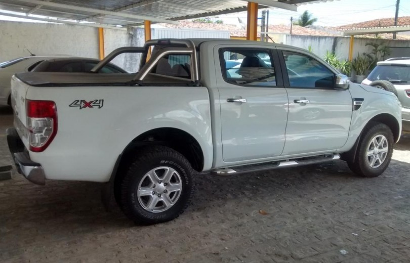 FORD RANGER 2014 2.5 XLT 4X2 CD 16V FLEX 4P MANUAL - Carango 59859 - Foto 3