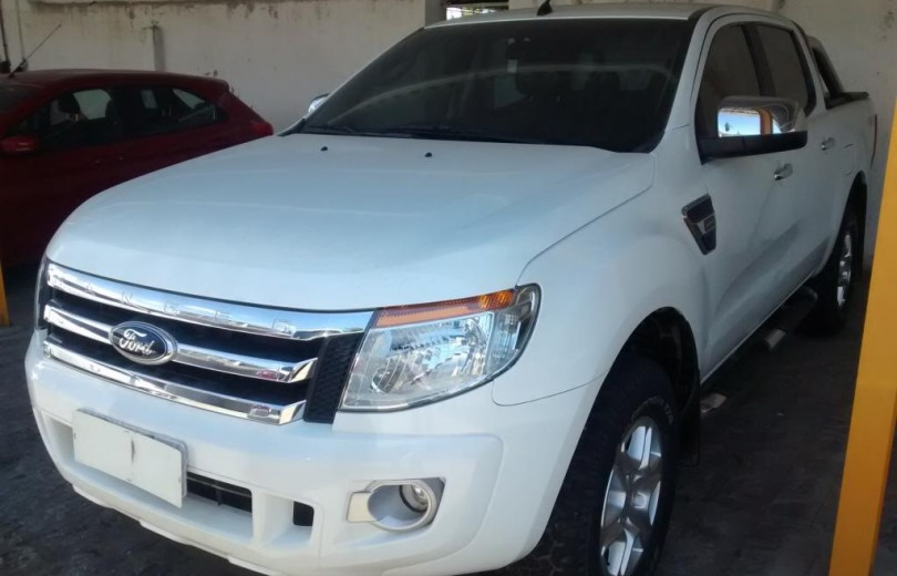 FORD RANGER 2014 2.5 XLT 4X2 CD 16V FLEX 4P MANUAL - Carango 59859 - Foto 1