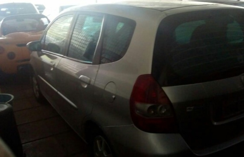 HONDA FIT 2008 1.5 EX 16V FLEX 4P MANUAL - Carango 65616 - Foto 4