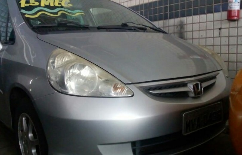 HONDA FIT 2008 1.5 EX 16V FLEX 4P MANUAL - Carango 65616 - Foto 2