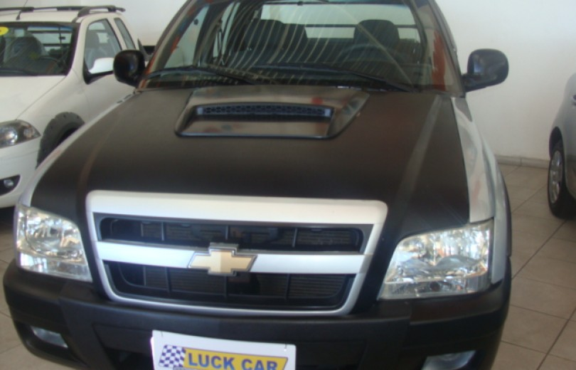 CHEVROLET S10 2010 2.4 ADVANTAGE 4X2 CD 8V FLEX 4P MANUAL - Carango 66574 - Foto 2