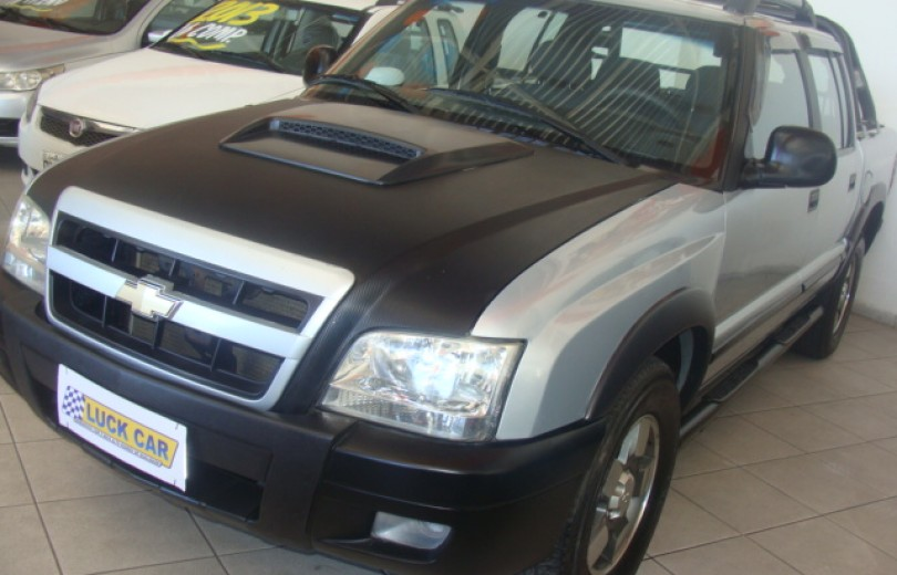 CHEVROLET S10 2010 2.4 ADVANTAGE 4X2 CD 8V FLEX 4P MANUAL - Carango 66574 - Foto 1