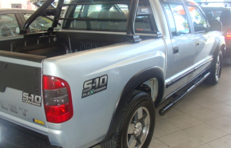 CHEVROLET S10 2010 2.4 ADVANTAGE 4X2 CD 8V FLEX 4P MANUAL - Carango 66574 - Foto 3