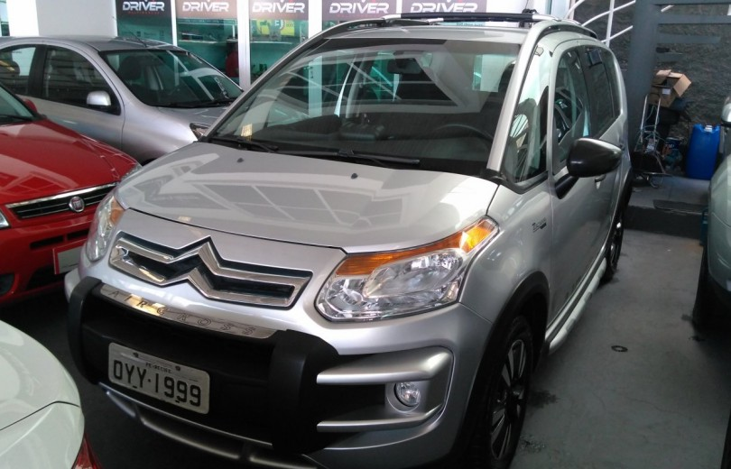 CITROËN AIRCROSS 2014 1.6 GLX 16V FLEX 4P MANUAL - Carango 67358 - Foto 1
