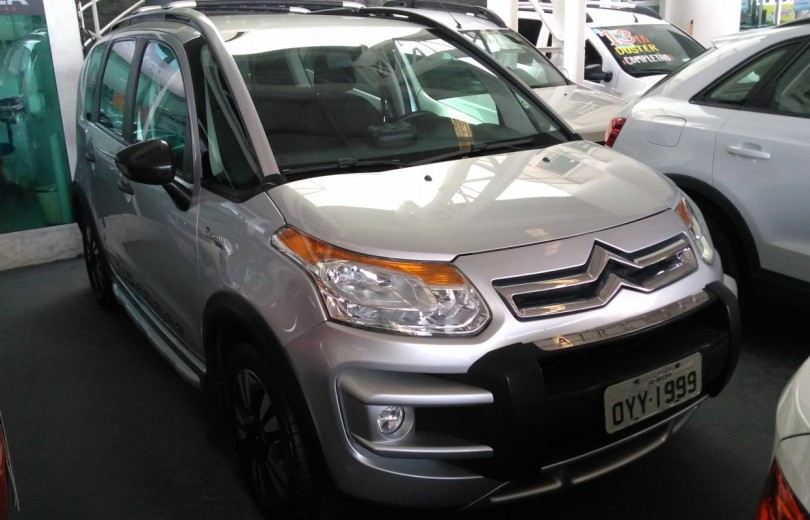 CITROËN AIRCROSS 2014 1.6 GLX 16V FLEX 4P MANUAL - Carango 67358 - Foto 2