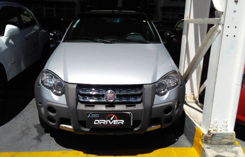 FIAT STRADA 2012 1.8 MPI ADVENTURE CD 16V FLEX 2P MANUAL - Carango 67345 - Foto 2