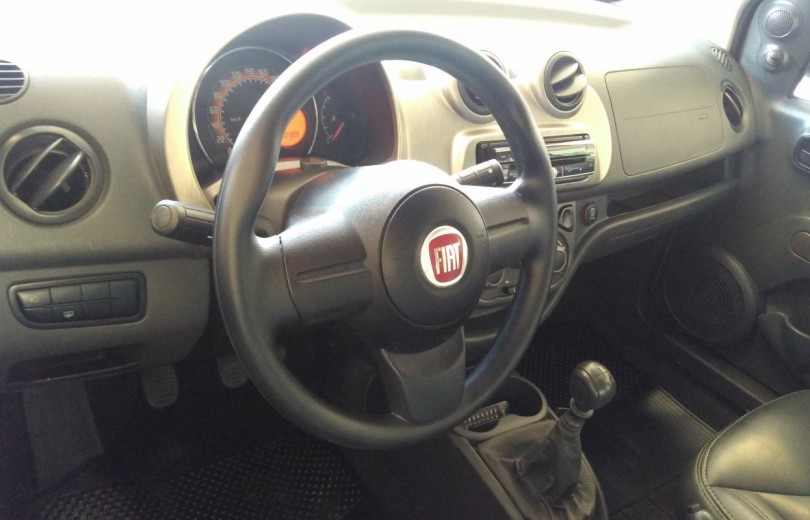 FIAT UNO 2013 1.0 EVO WAY 8V FLEX 4P MANUAL - Carango 67346 - Foto 6