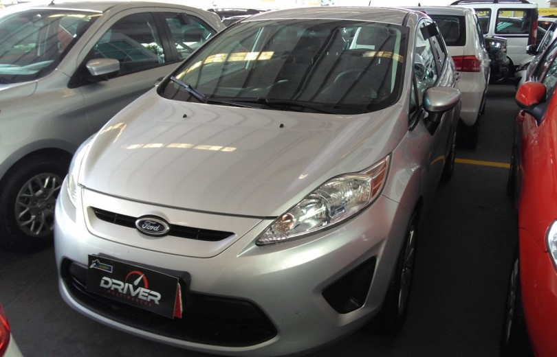 FORD NEW FIESTA 2013 1.6 HATCH 16V FLEX 4P MANUAL - Carango 67370 - Foto 1
