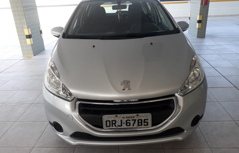 PEUGEOT 208 2014 1.5 ACTIVE 8V FLEX 4P MANUAL - Carango 66421 - Foto 2
