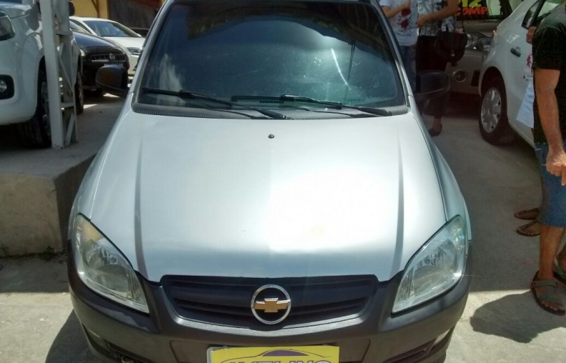 CHEVROLET CELTA 2009 1.0 MPFI LIFE 8V FLEXPOWER 4P MANUAL - Carango 68339 - Foto 2