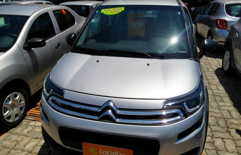 CITROËN AIRCROSS 2018 1.6 VTI 120 FLEX START MANUAL - Carango 68121 - Foto 2