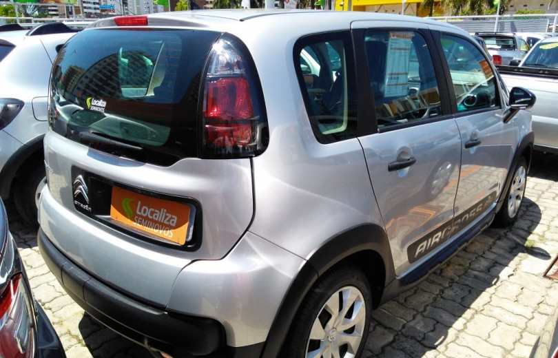 CITROËN AIRCROSS 2018 1.6 VTI 120 FLEX START MANUAL - Carango 68121 - Foto 3