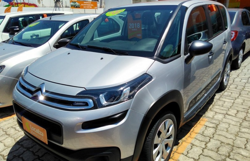 CITROËN AIRCROSS 2018 1.6 VTI 120 FLEX START MANUAL - Carango 68121 - Foto 1