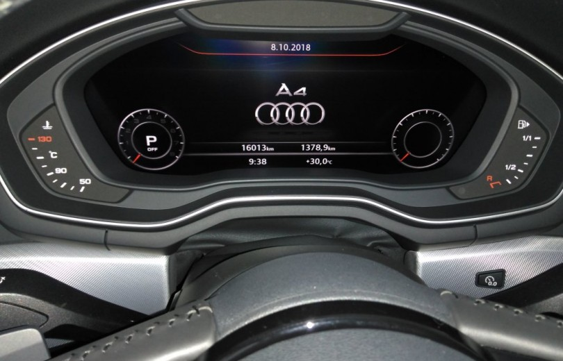 AUDI A4 2017 2.0 TFSI ATTRACTION AVANT 180CV GASOLINA 4P MULTITRONIC - Carango 69509 - Foto 9