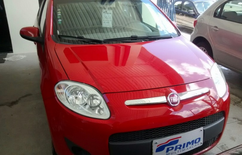 FIAT PALIO 2015 1.0 MPI ATTRACTIVE 8V FLEX 4P MANUAL - Carango 69475 - Foto 2