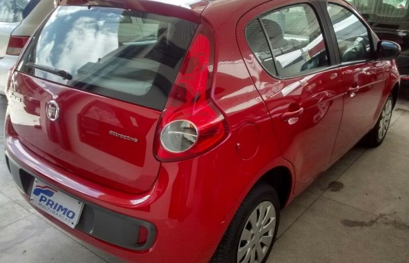 FIAT PALIO 2015 1.0 MPI ATTRACTIVE 8V FLEX 4P MANUAL - Carango 69475 - Foto 3