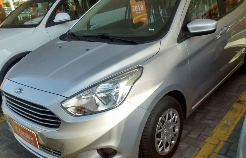 FORD KA MAIS 2018 1.5 SE 16V FLEX 4P MANUAL - Carango 70278 - Foto 1