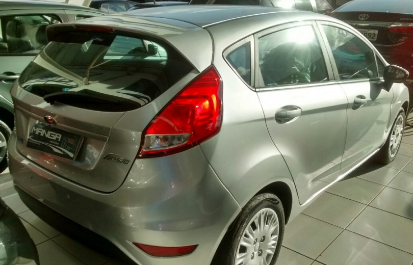 FORD NEW FIESTA 2014 1.5 SE HATCH 4P MANUAL FLEX - Carango 69665 - Foto 3