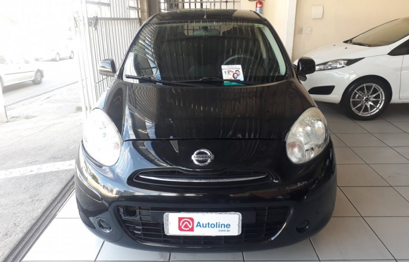 NISSAN MARCH 2012 1.0 S 16V FLEX 4P MANUAL - Carango 69667 - Foto 2