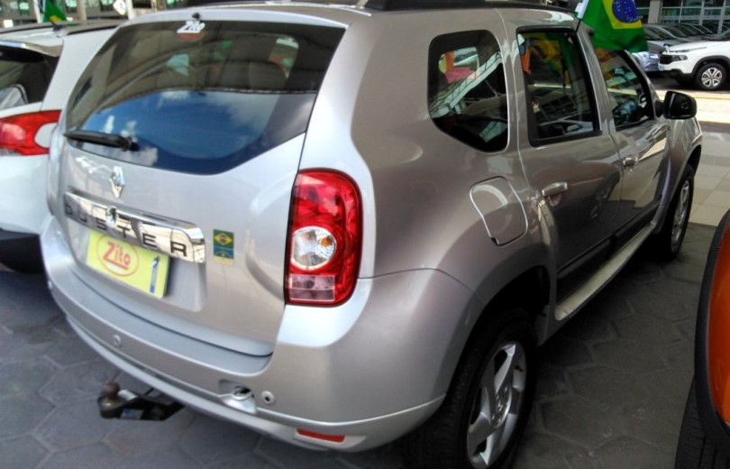 RENAULT DUSTER 2013 1.6 DYNAMIQUE 4X2 16V FLEX 4P MANUAL - Carango 69492 - Foto 3