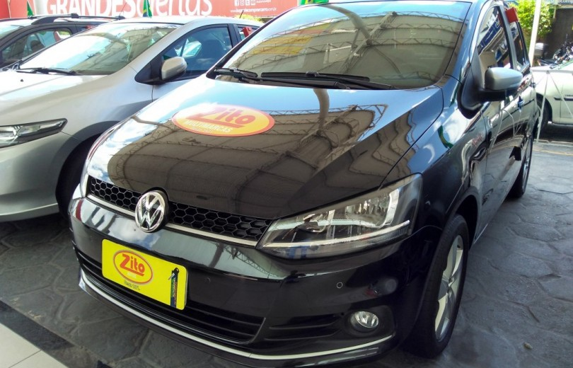 VOLKSWAGEN FOX 2016 1.6 MI ROCK IN RIO 8V FLEX 4P MANUAL - Carango 69490 - Foto 1