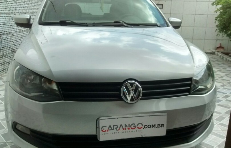 VOLKSWAGEN GOL 2015 1.0 MI CITY 8V TOTAL FLEX 4P MANUAL G.VI - Carango 70234 - Foto 2
