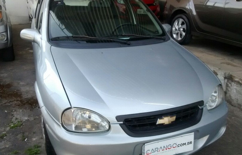 CHEVROLET CLASSIC 2009 1.0 MPFI SPIRIT 8V FLEXPOWER 4P MANUAL - Carango 70542 - Foto 2