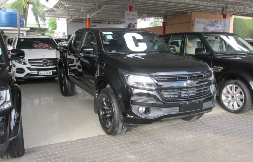 CHEVROLET S10 2019 2.8 MIDNIGHT 4X4 CD 16V TURBO DIESEL AUTOMÁTICO - Carango 71372 - Foto 3