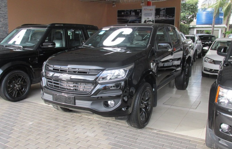 CHEVROLET S10 2019 2.8 MIDNIGHT 4X4 CD 16V TURBO DIESEL AUTOMÁTICO - Carango 71372 - Foto 1