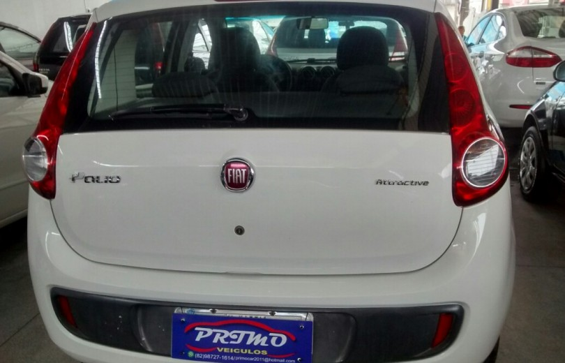 FIAT PALIO 2013 1.0 MPI ATTRACTIVE 8V FLEX 4P MANUAL - Carango 70636 - Foto 4