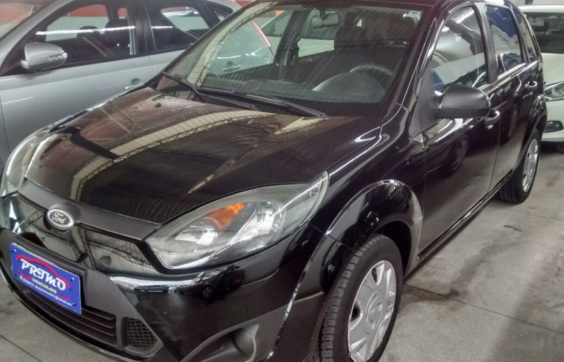 FORD FIESTA 2013 1.0 ROCAM HATCH 8V FLEX 4P MANUAL - Carango 70628 - Foto 1