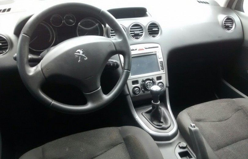 PEUGEOT 408 2014 2.0 ALLURE 16V FLEX 4P MANUAL - Carango 70640 - Foto 6