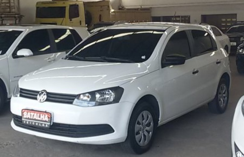 VOLKSWAGEN GOL 2016 1.0 MI CITY 8V TOTAL FLEX 4P MANUAL G.VI - Carango 71058 - Foto 1