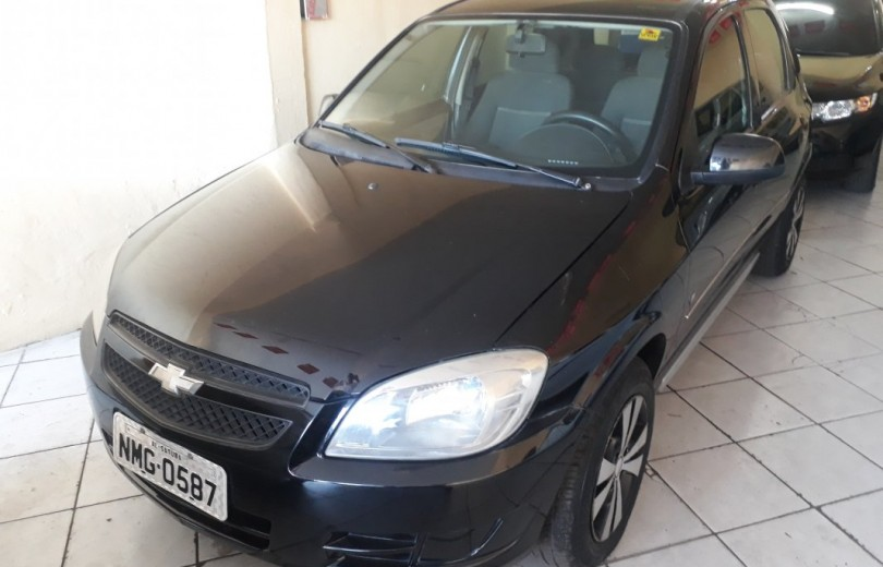 CHEVROLET CELTA 2012 1.0 MPFI VHCE 8V FLEXPOWER 4P MANUAL - Carango 72256 - Foto 1