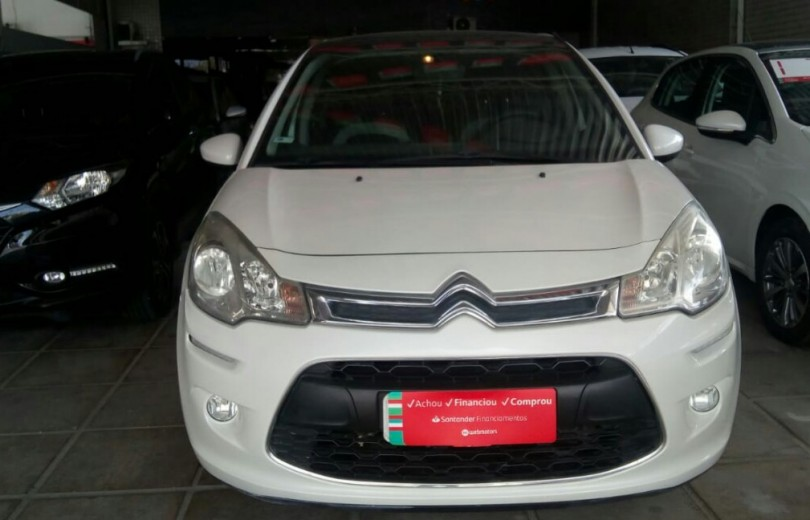 CITROËN C3 2015 1.5 TENDANCE 8V FLEX 4P MANUAL - Carango 71701 - Foto 2