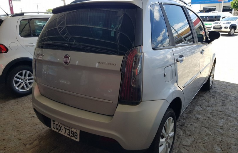 FIAT IDEA 2014 1.4 MPI ATTRACTIVE 8V FLEX 4P MANUAL - Carango 72178 - Foto 3