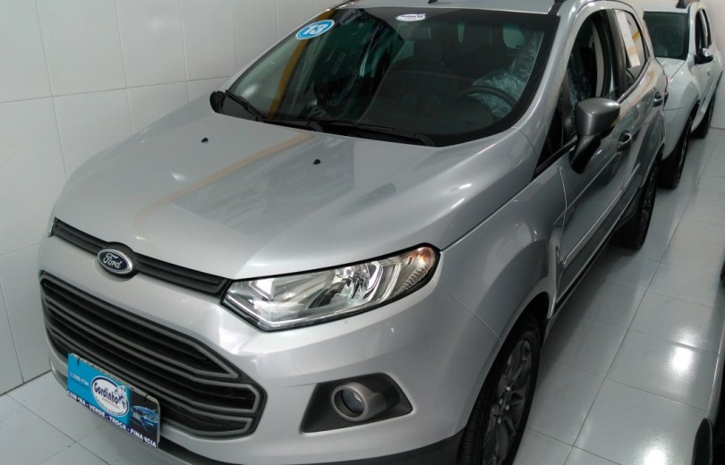 FORD ECOSPORT 2013 1.6 FREESTYLE 16V FLEX 4P MANUAL - Carango 71620 - Foto 1