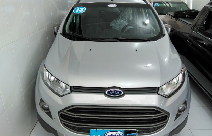 FORD ECOSPORT 2013 1.6 FREESTYLE 16V FLEX 4P MANUAL - Carango 71620 - Foto 2